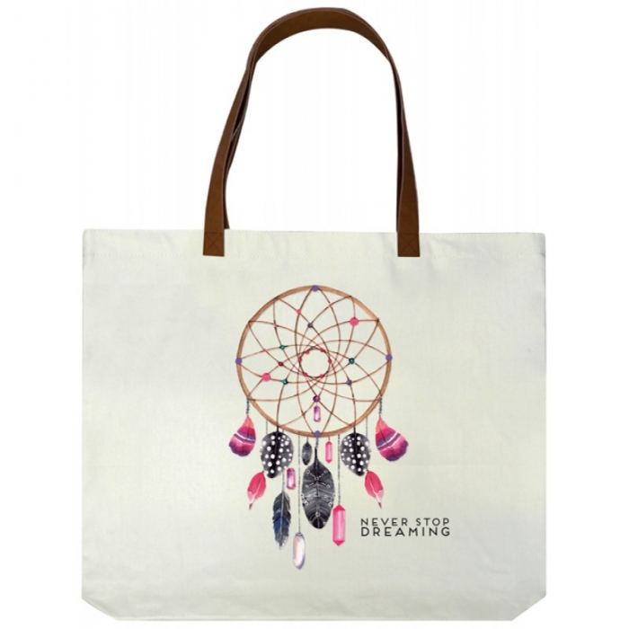 Shopping Bag NEVER STOP DREAMING Legami