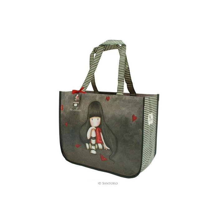 SANTORO GORJUSS large shopping bag-the collector 253GJ05