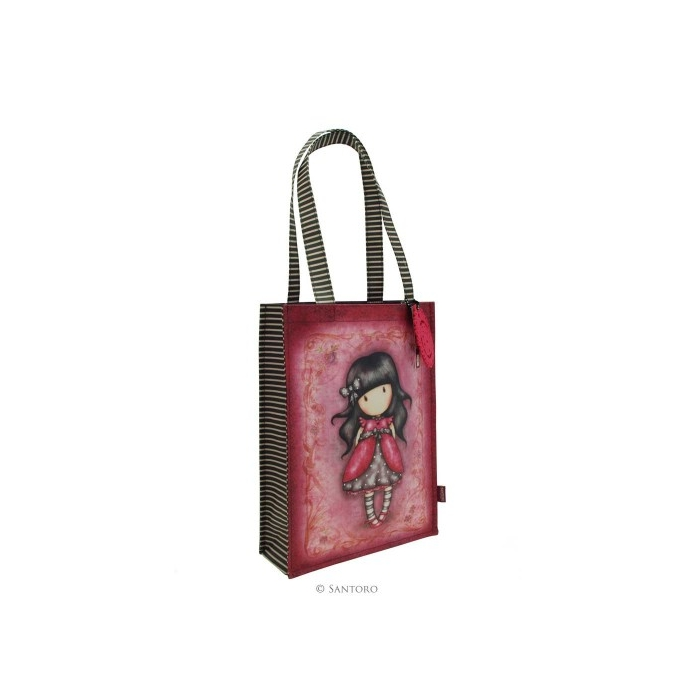 SANTORO GORJUSS shopper bag-ladybird 290GJ09