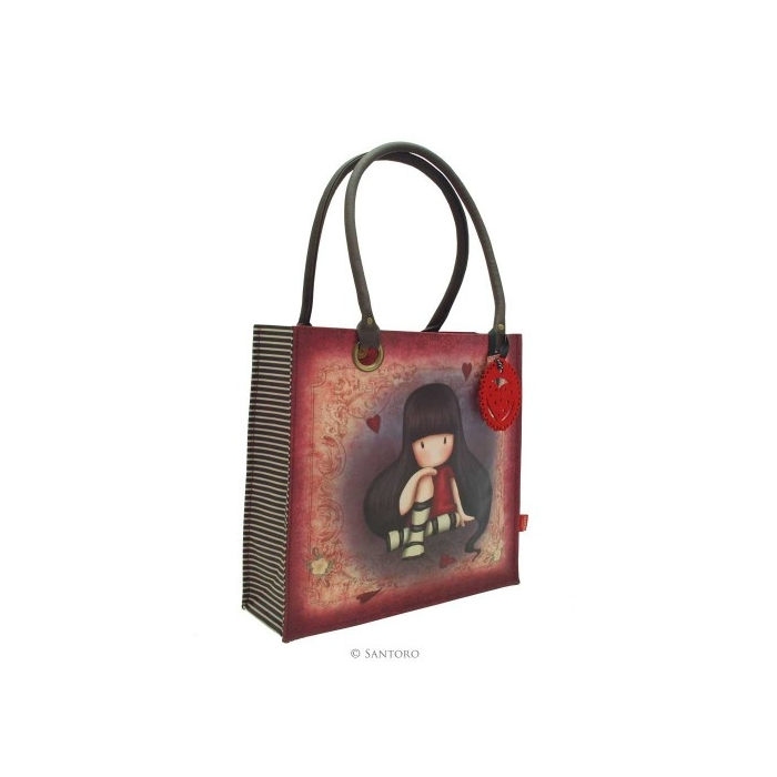SANTORO GORJUSS shopper bag-the collector 291GJ11