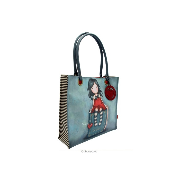 SANTORO GORJUSS shopper bag large-my story 291GJ14