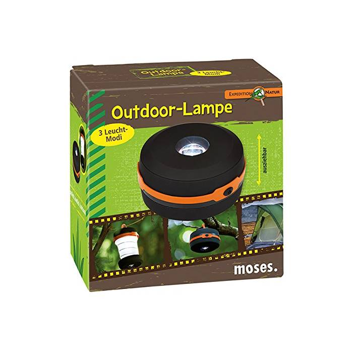 MOSES outdoor lampe 9711
