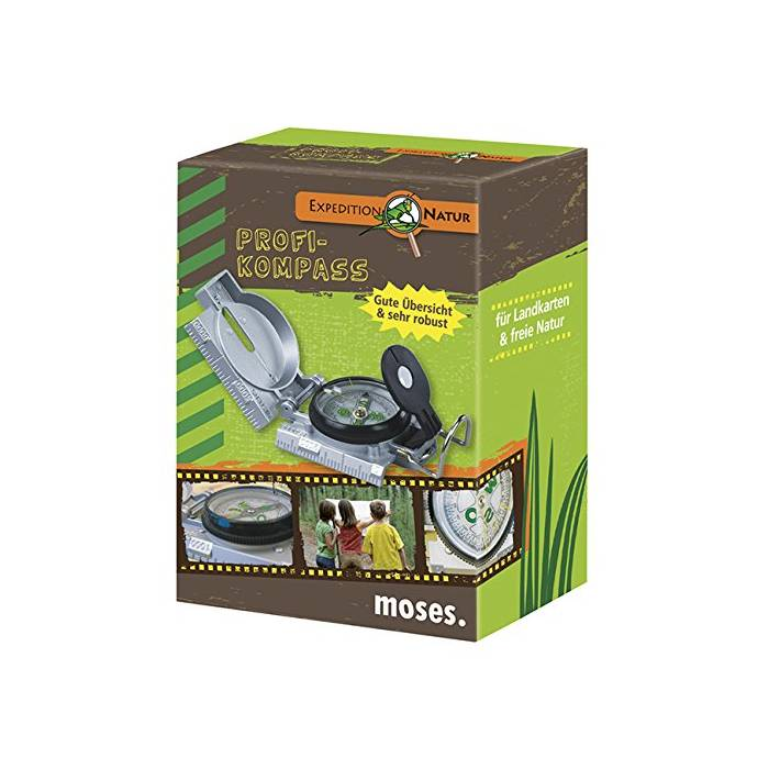 MOSES Expedition compass 9610