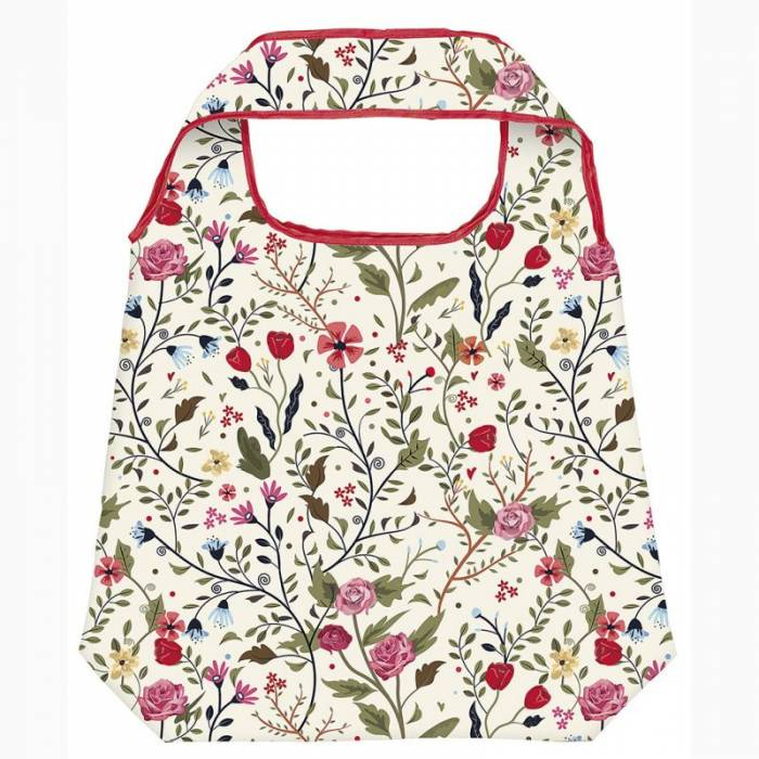 MOSES shopping bag flowers 81887