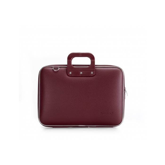 Τσάντα BOMBATA E00332 notebook 15.6'' burgundy