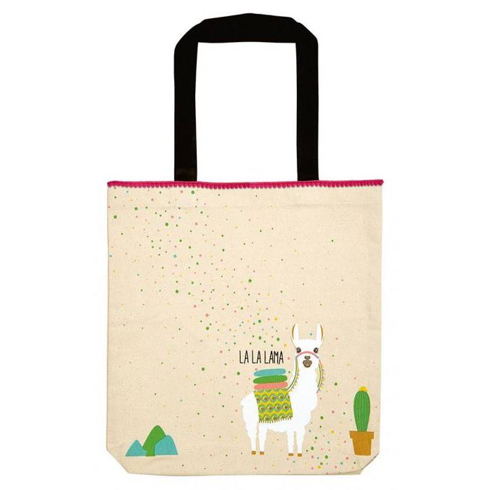 MOSES shopping bag lama βαμβακερή 39Χ42 80426
