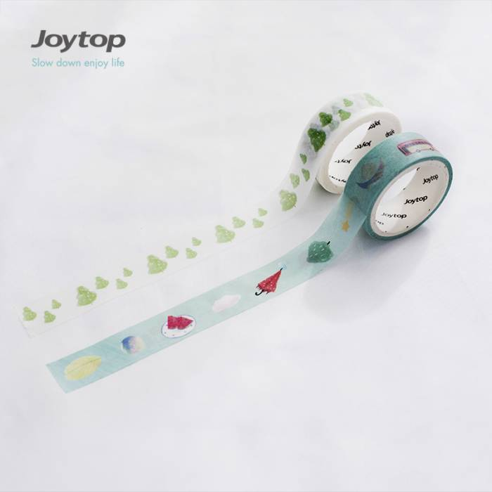 Washi tapes JOY π/2 τεμ.